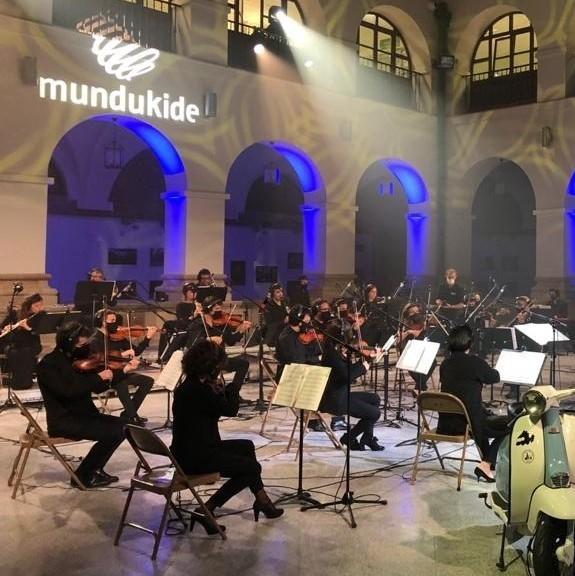 Orkestra Sinfonikoa Mundukide